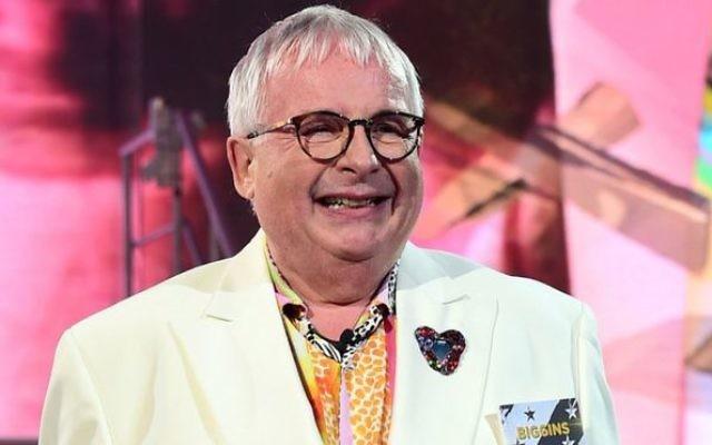 Celebrity Big Brother contestant Christopher Biggins.