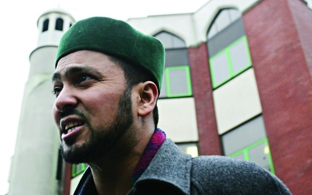 Muslim community leader Ajmal Masroor leads services at mosques across London.
