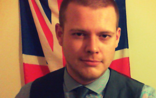 Joshua Bonehill-Paine was found guilty of racially harassing the Jewish MP