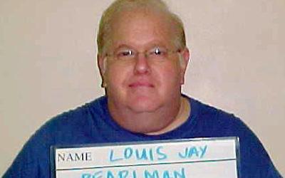 Lou Pearlman's mugshot