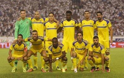 Maccabi Tel Aviv will face