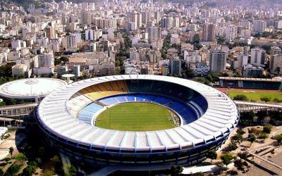 Maracanã Stadium Rio de Janeiro