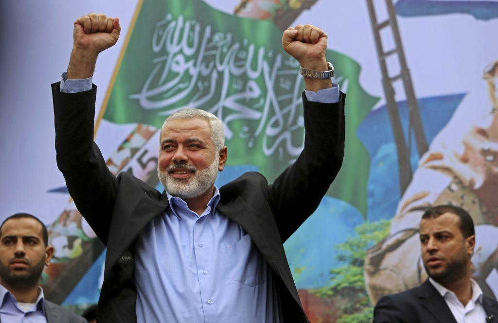 Ex-leader of Hamas Ismail Haniyeh