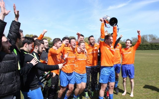 Last season's Premier Division champions, North London Raiders A