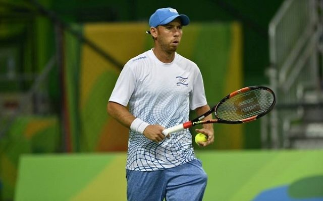 Dudi Sela's first Olympic Games was ended in the second round