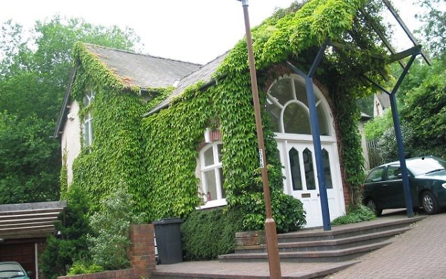 Durham synagogue