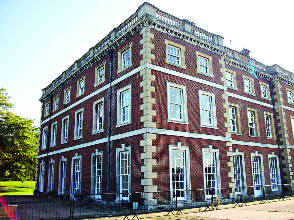 Trent Park, subject of a campaign to preserve it as a museum