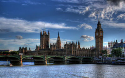 Westminster, with Big Ben and the Houses of Parliament, will soon have a Holocaust memorial and learning centre