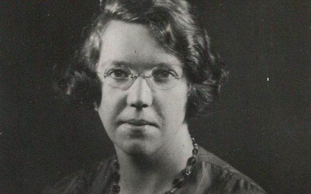 Jane Haining   (Photo credit: Church of Scotland/PA Wire)
