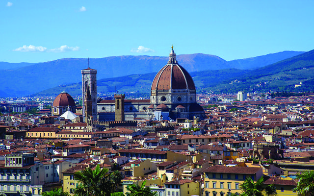 Around 16 million tourists visit the picturesque Tuscan city of Florence every year