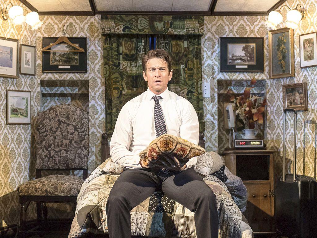 Groundhog day musical's Andy Karl