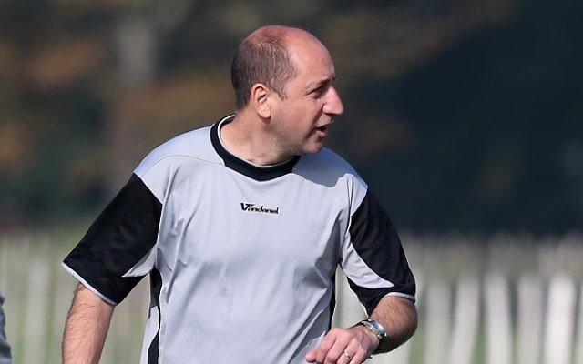 Redbridge manager Jon Jacobs