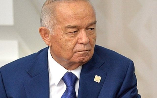 Islam Karimov