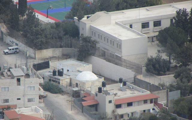 Joseph's Tomb near Nablus