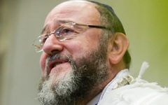 Chief Rabbi Ephraim Mirvis