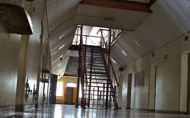 Prison (Wikipedia/Henry Hagnäs)