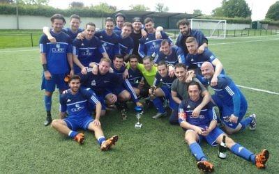 Last season's winners, Redbridge B