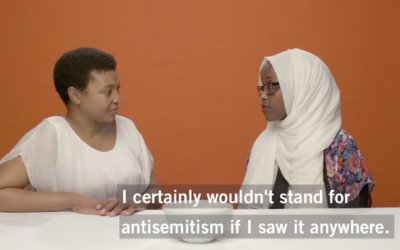 A screenshot of the video which was posted and promoted on Jeremy Corbyn's social media