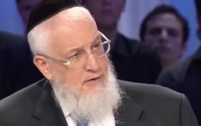 Rabbi Joseph Haim Sitruk