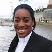 Former shadow international development secretary Kate Osamor