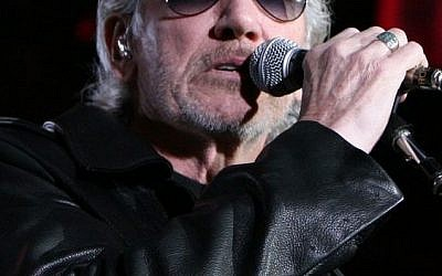Former Pink Flloyd frontman Roger Waters, a leading BDS campaigner
