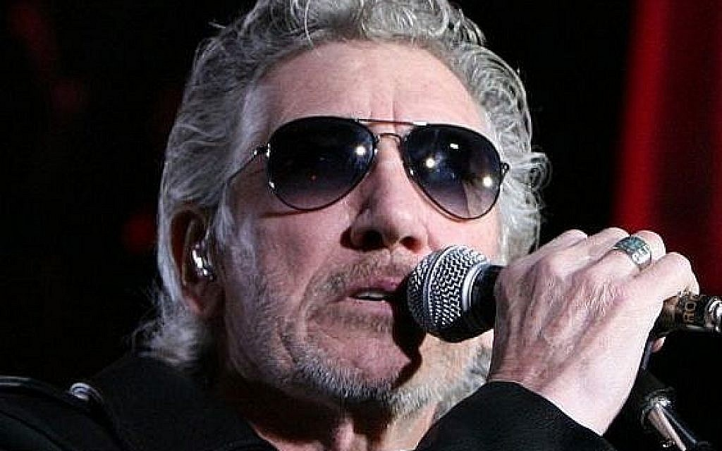 Roger Waters sorry for 'evoking an antisemitic trope' with 'puppet master' jibe