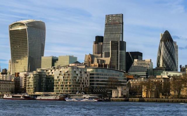 London's iconic skyline