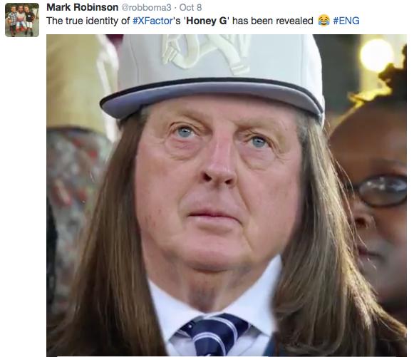 Honey... Hodgson?
