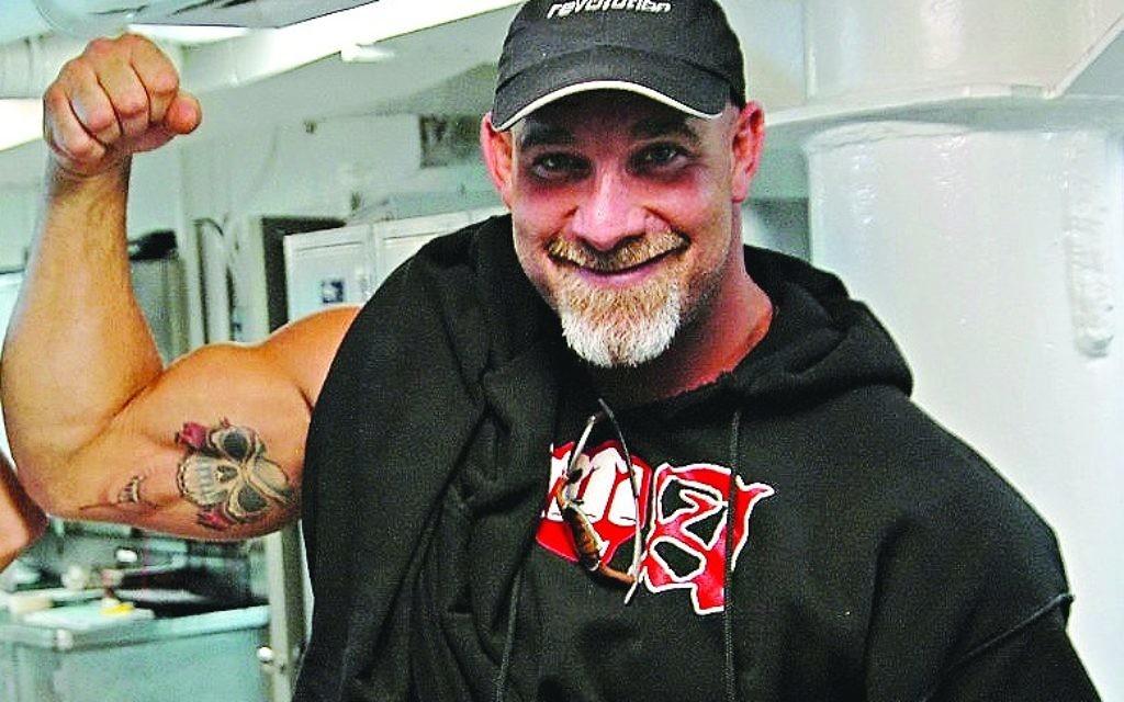 Ex wrestling champion goldberg to make comeback jewish news - Bill goldberg photos ...