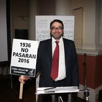 London Jewish Forum's Adrian Cohen
