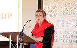Reform rabbi Laura Janner-Klausner