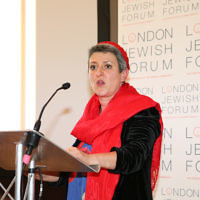 Reform rabbi Laura Janner-Klausner