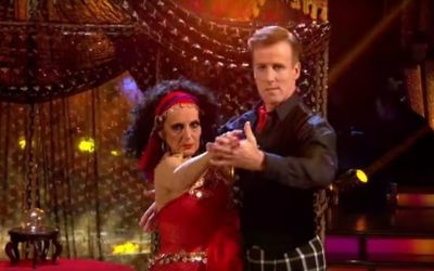 Lesley Joseph has become the fifth contestant to leave Strictly Come Dancing
