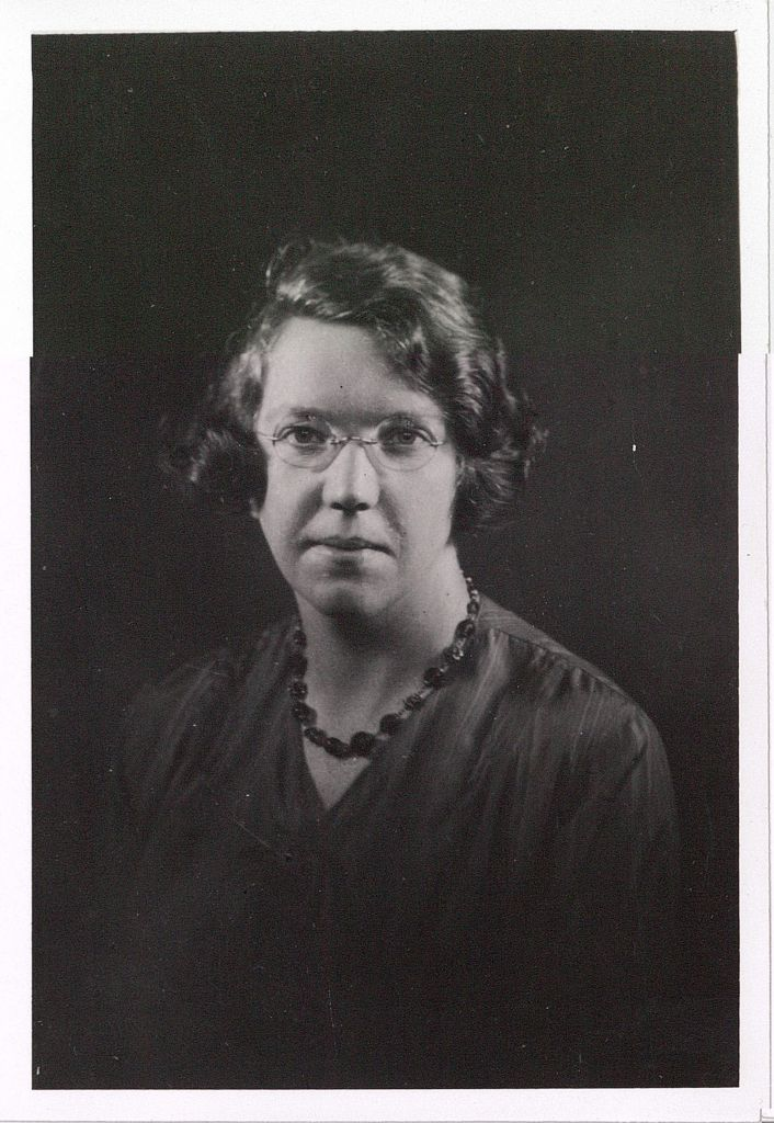 Jane Haining, who was honoured for giving her life to help protect Jewish schoolgirls during the Holocaust. (Photo credit: Church of Scotland/PA Wire)