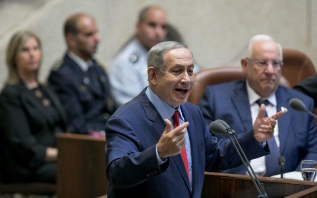 Benjamin Netanyahu   (photo by: JINIPIX)