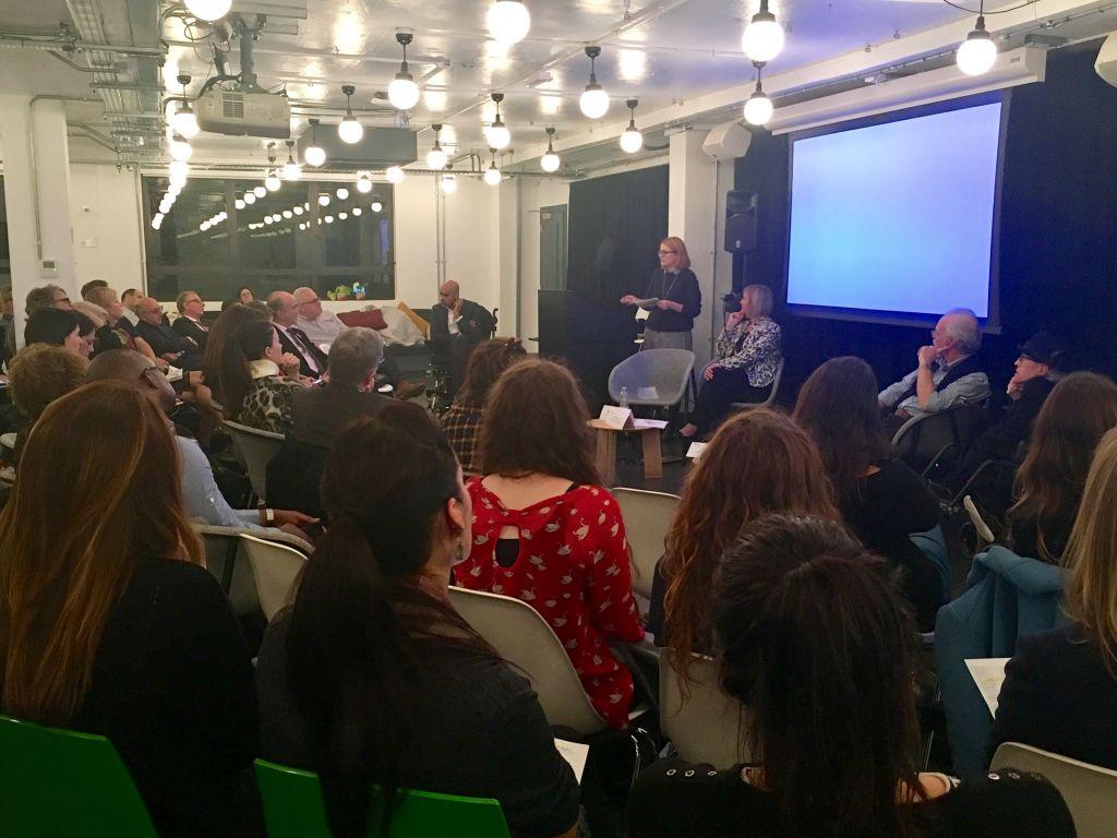 Tech leaders learn of Israeli innovation at Google headquarters