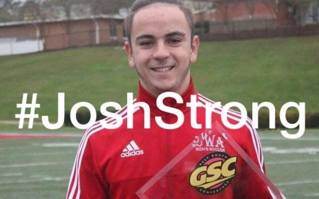 A campaign using the hashtag #JoshStrong has been launched to find support for Josh Gurvitz's care