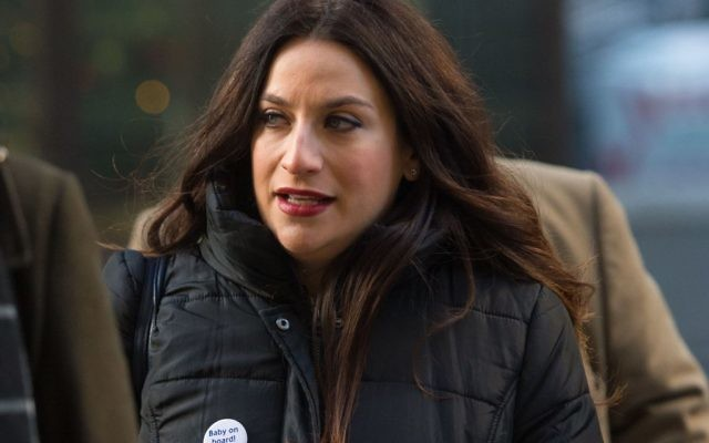 Labour MP Luciana Berger arriving at the Old Bailey in London where blogger Joshua Bonehill-Paine, 23, of Yeovil, Somerset, is accused of harassing her by posting a series of anti-Semitic rants on the internet. (Photo credit: Dominic Lipinski/PA Wire)