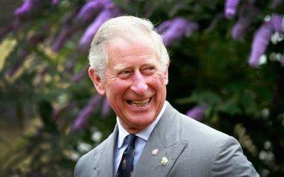 The Prince of Wales deliverED BBC Radio 4's Thought For The Day (Photo credit: Chris Jackson/PA Wire)