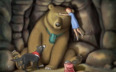 We're Going on a Bear Hunt - Rosie and the Bear