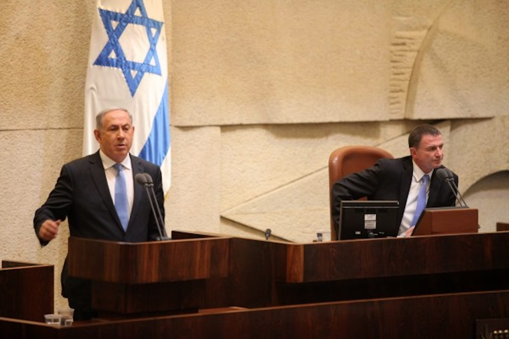 Contentious bill defines Israel as Jewish nation