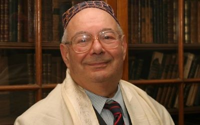 Rabbi Lionel Blue
