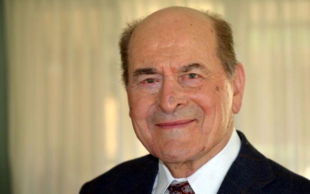Dr Henry Heimlich