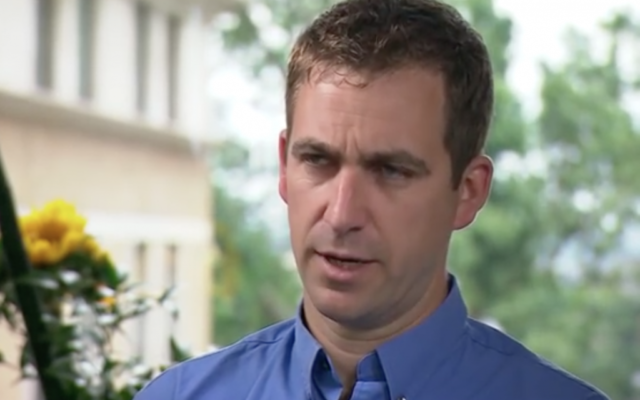Brendan Cox has spoken out about prejudice and xenophobia at The Anne Frank Trust Annual Lunch