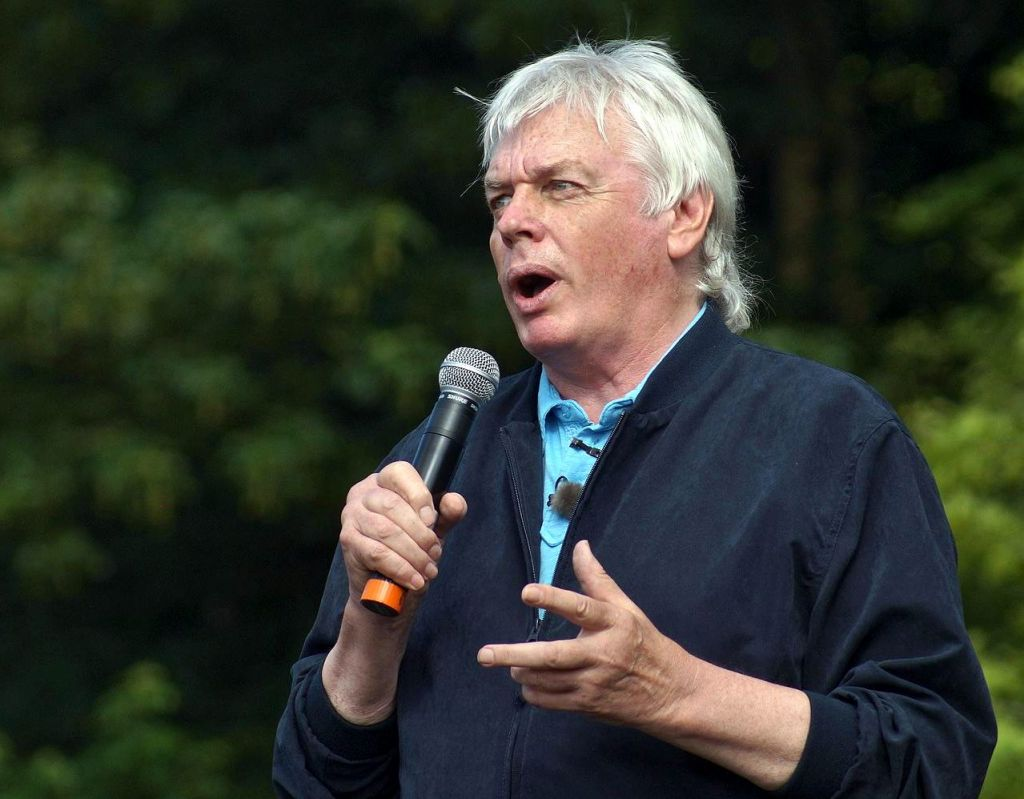 David Icke event at Old Trafford pulled by Manchester ...