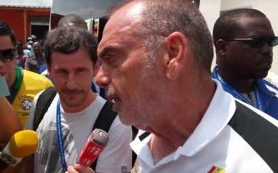 Avram Grant has led Ghana to the semi-finals of the African Cup of Nations
