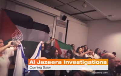 Al-Jazeera compiled a four-part series based on six months' of undercover reporting