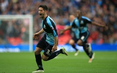 Joe Jacobson is looking forward to Wycombe Wanderers' FA Cup clash against Spurs