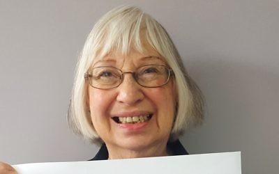 JDA beneficiary Brenda Sterne