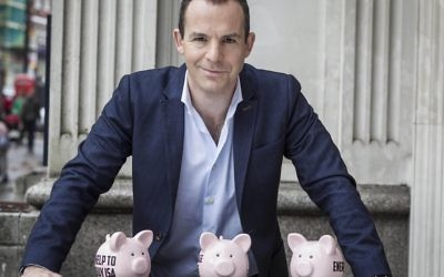 The financial guru has returned with a new series of The Martin Lewis Money Show